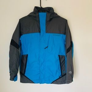 Youth Columbia Wind Breaker Jacket YM